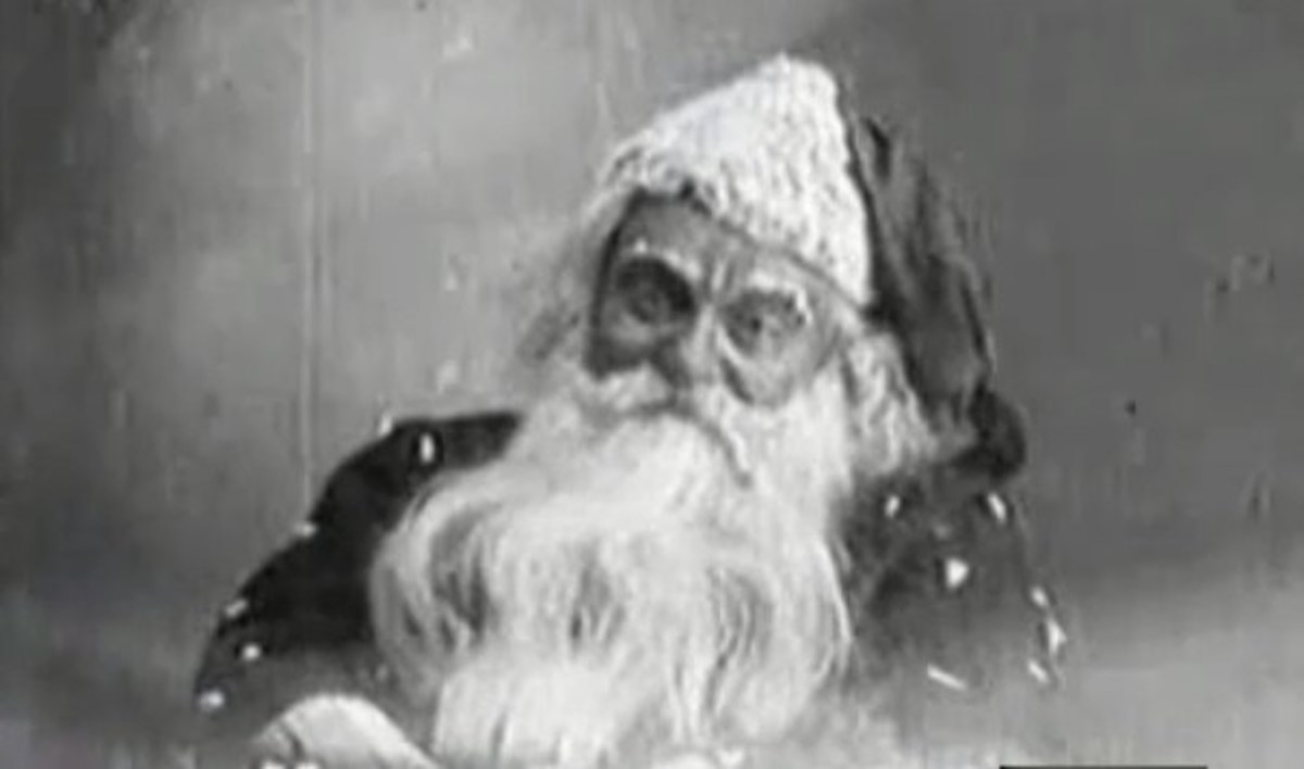 Still from The Night Before Christmas (1905)