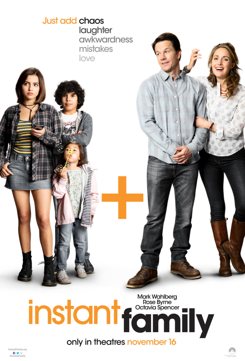 "Movie Review: ""Instant Family"""