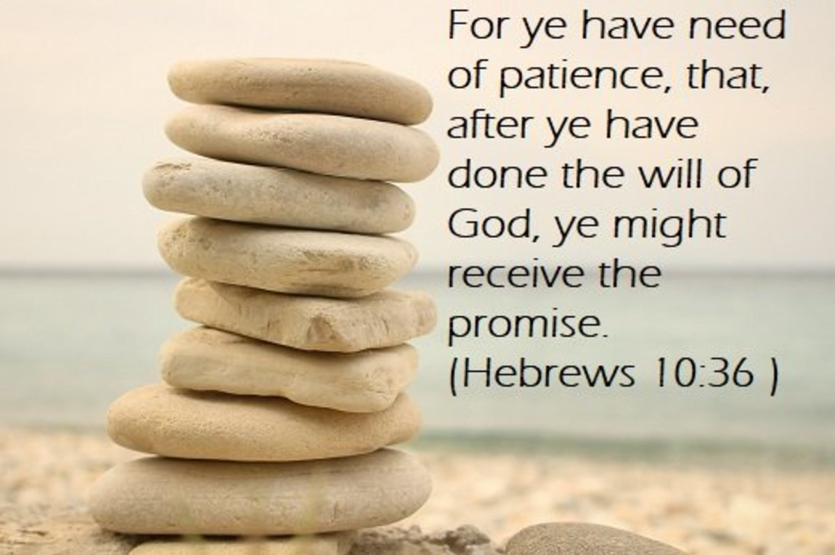 10 Great Bible Verses About Patience