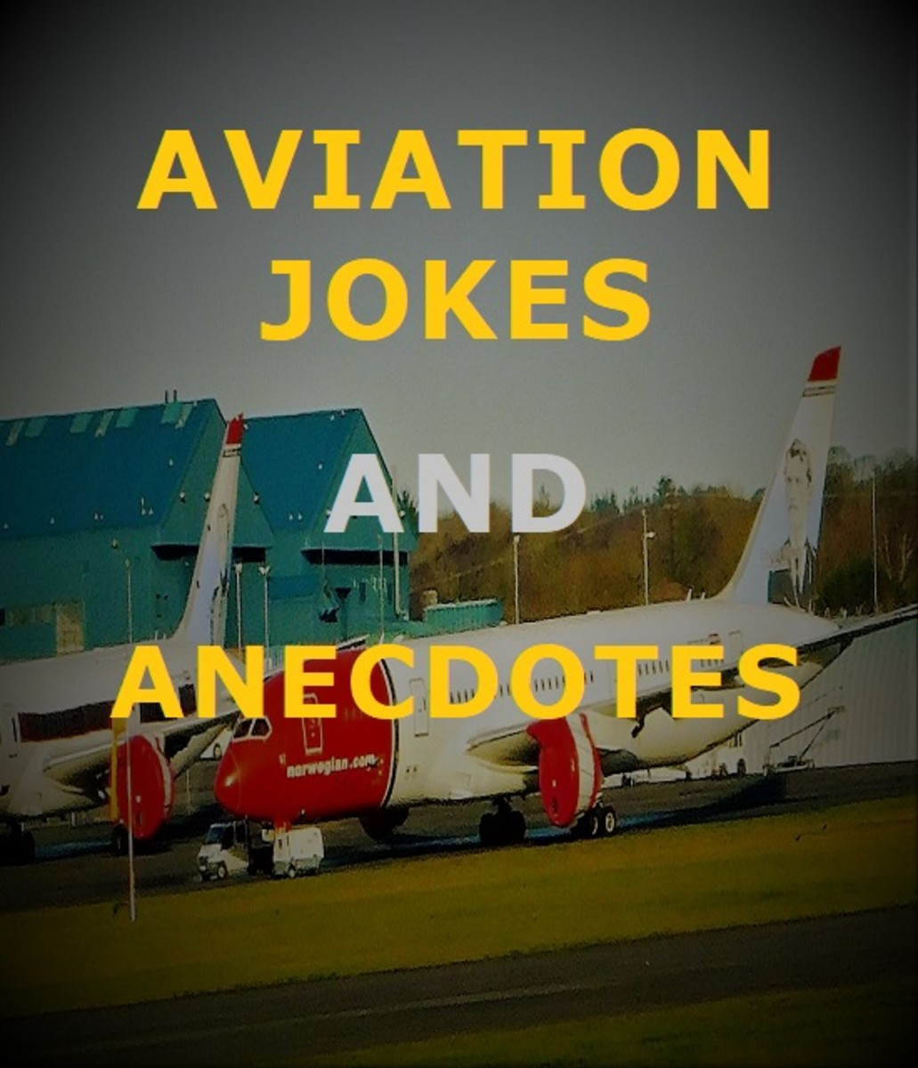 The Funniest Aviation Jokes and Anecdotes