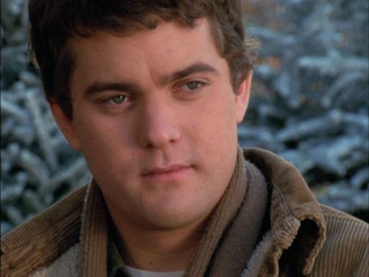 "An Ode to Pacey Witter From ""Dawson's Creek"""
