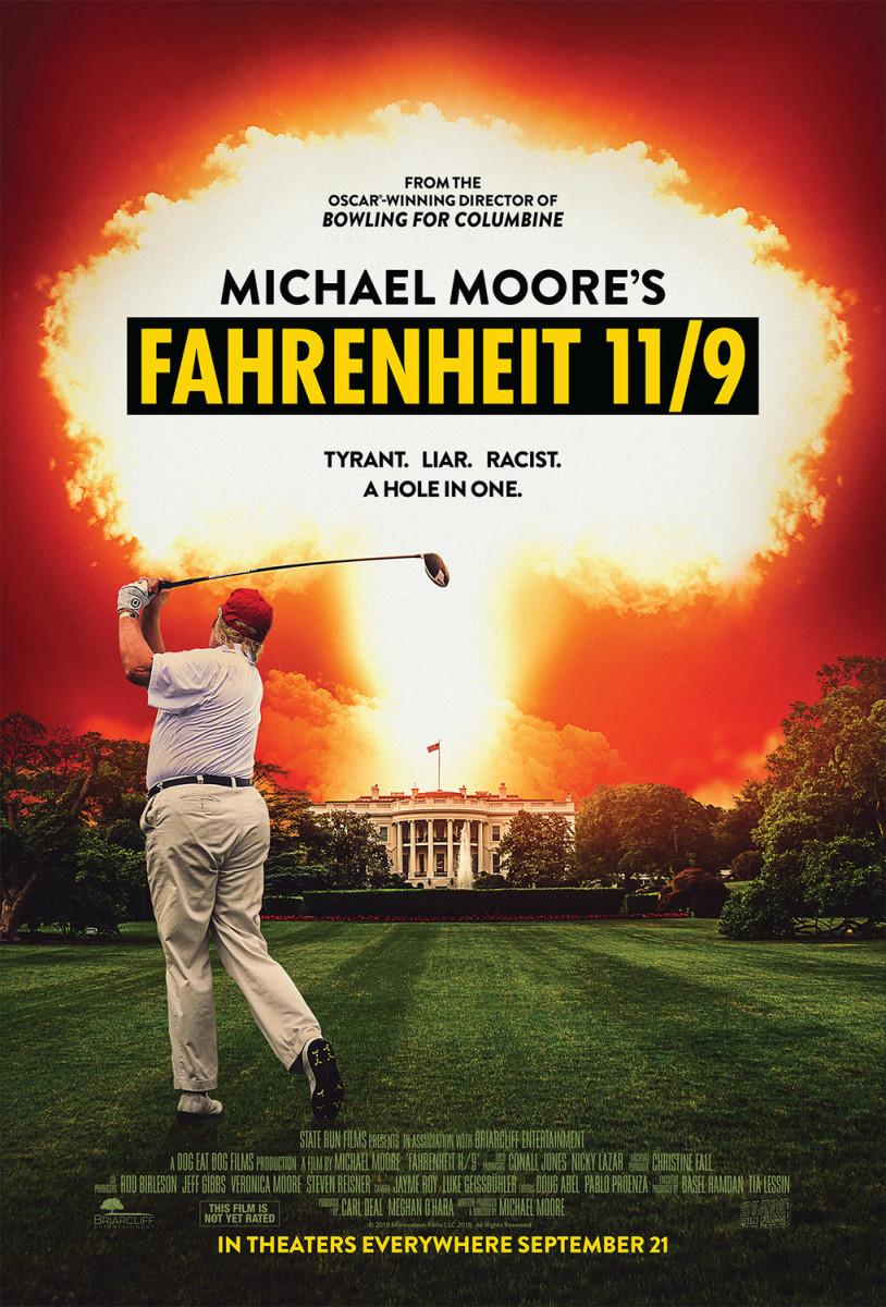 'Fahrenheit 11/9' Movie Review