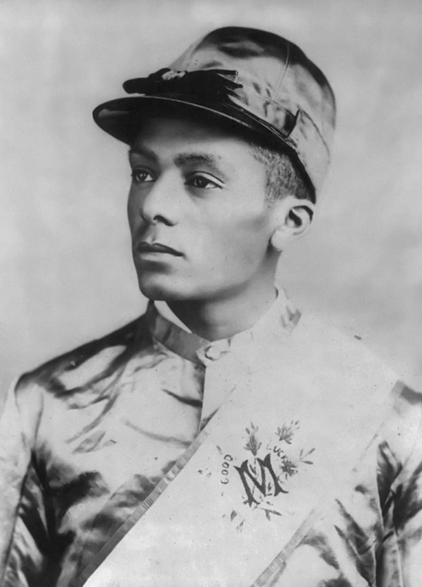 A Brief History of Black Champion Jockey Isaac Murphy