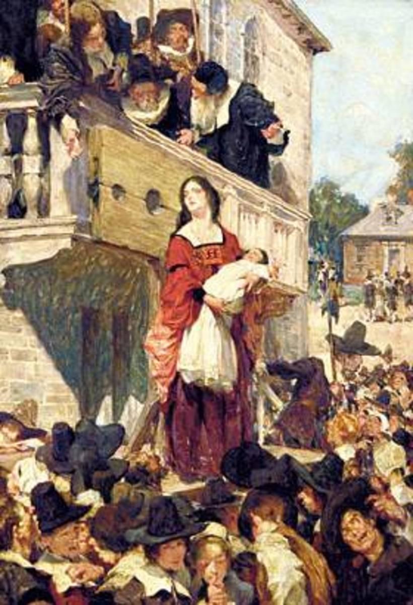 The Virgin Mary: Hester Prynne as a Symbol of Divine Motherhood