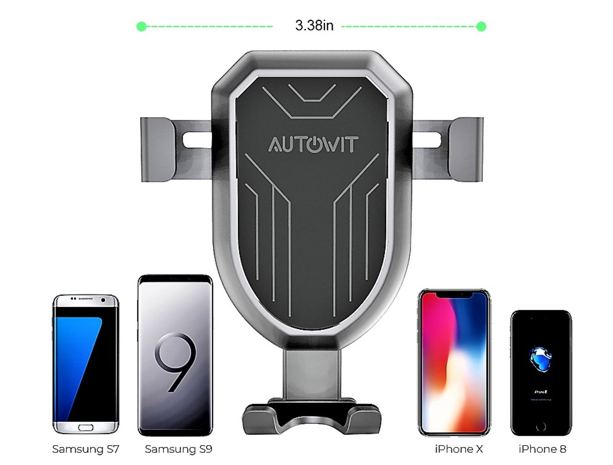 Review of Autowit Wireless Car Charger