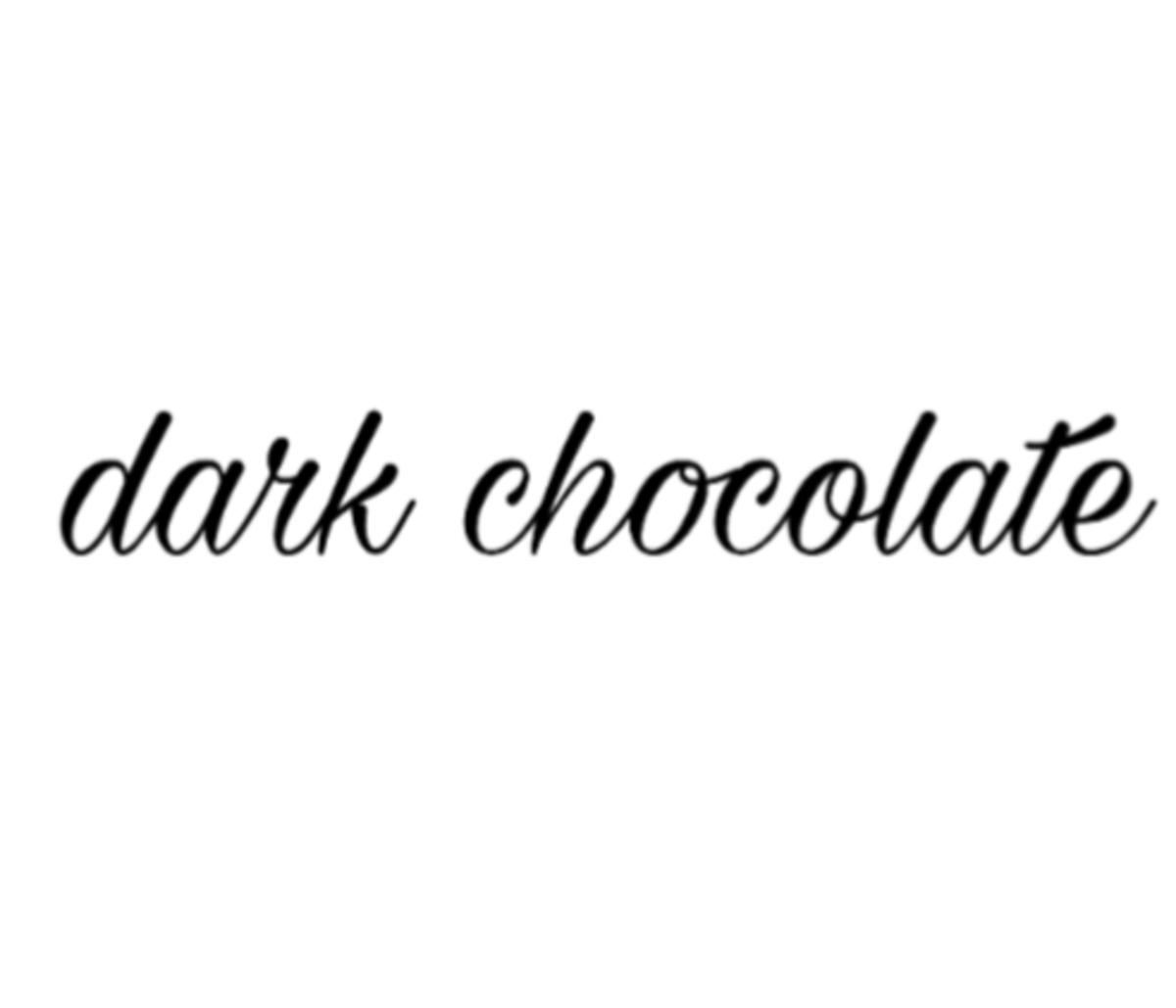 darkchoco