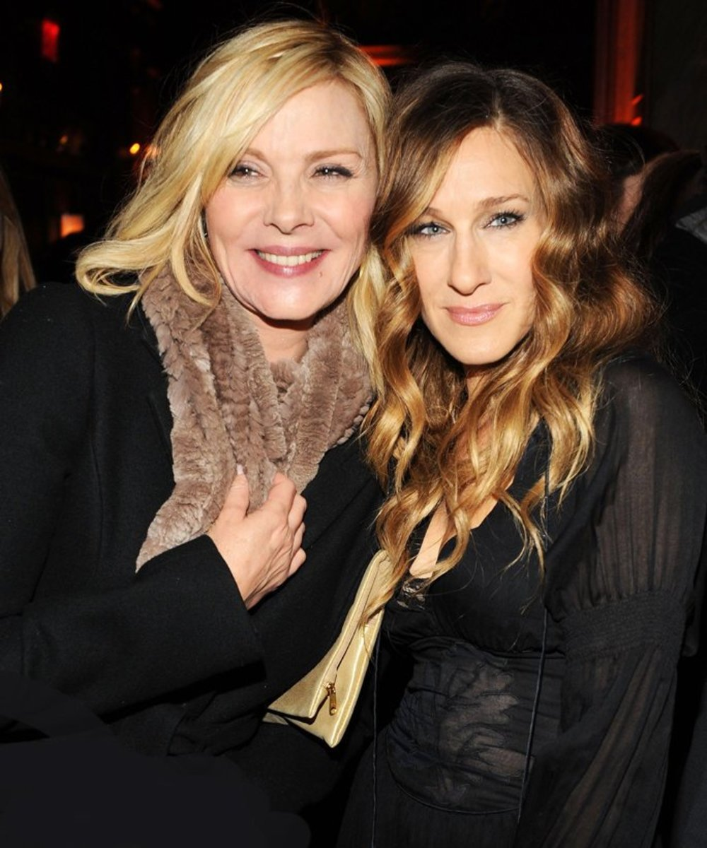 The Nasty Feud Between Kim Cattrall and Sarah Jessica Parker