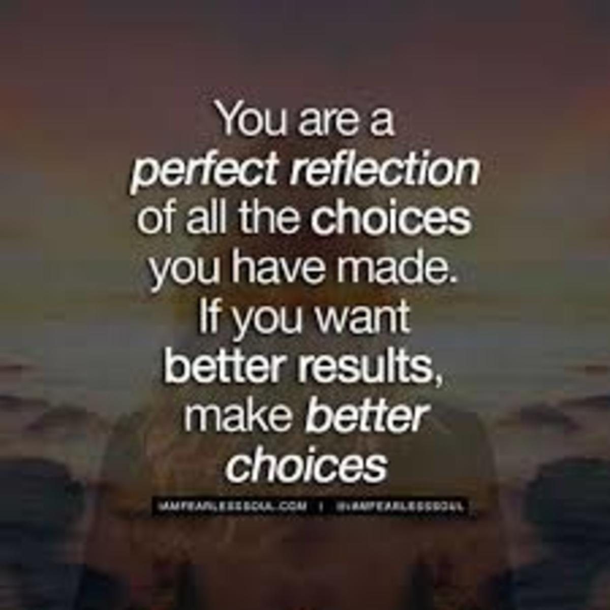 Choices We Never Make