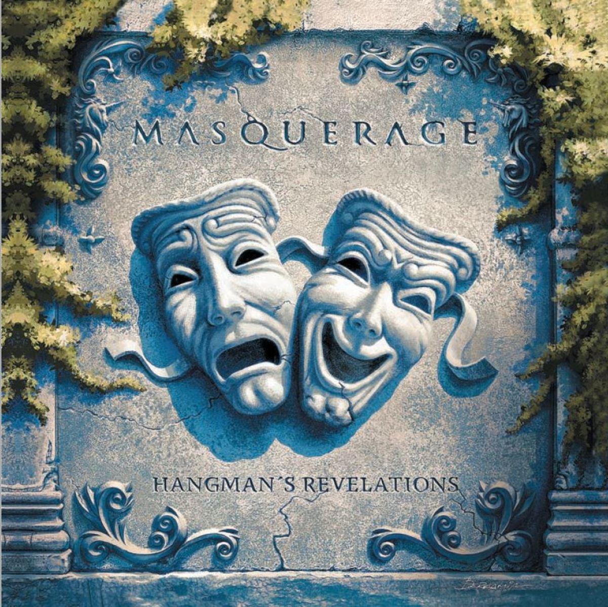 """""""Hangman's Revelations"""" album cover"""