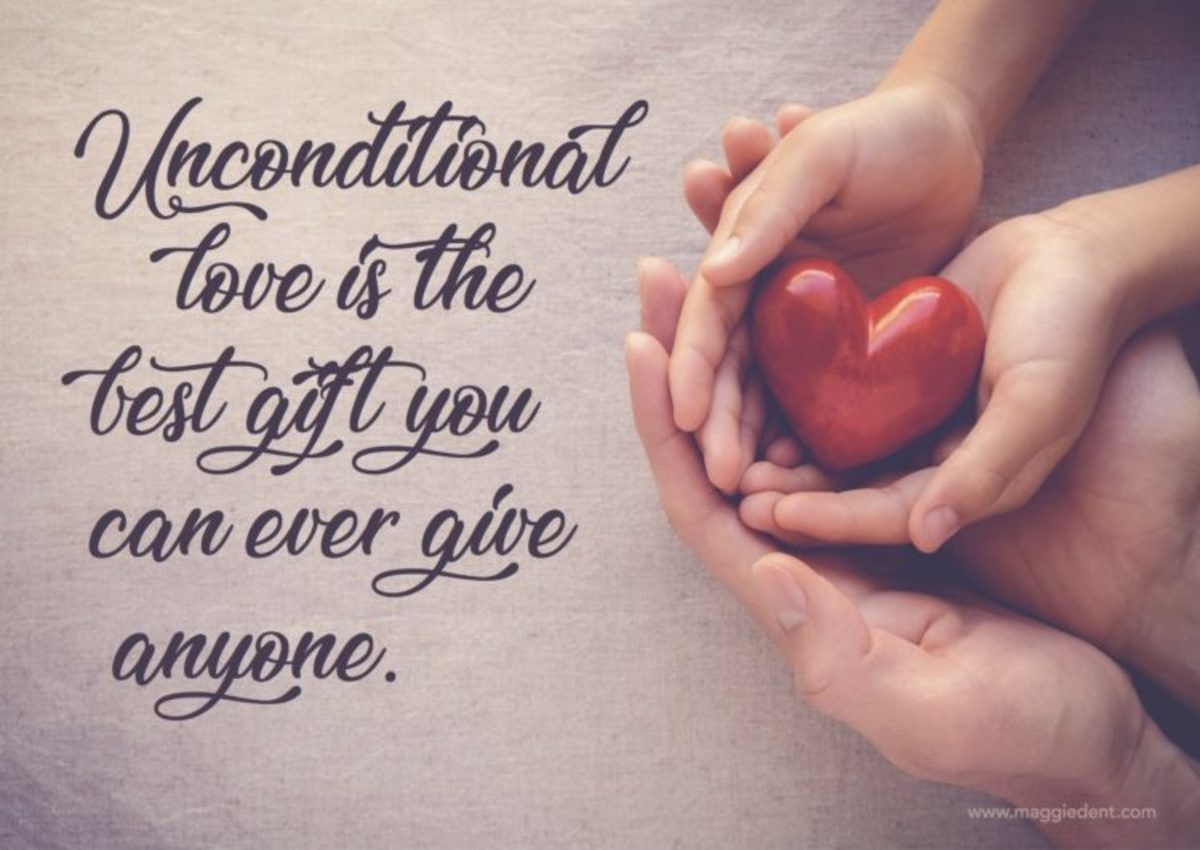 Unconditional Love- A Couple's Trial