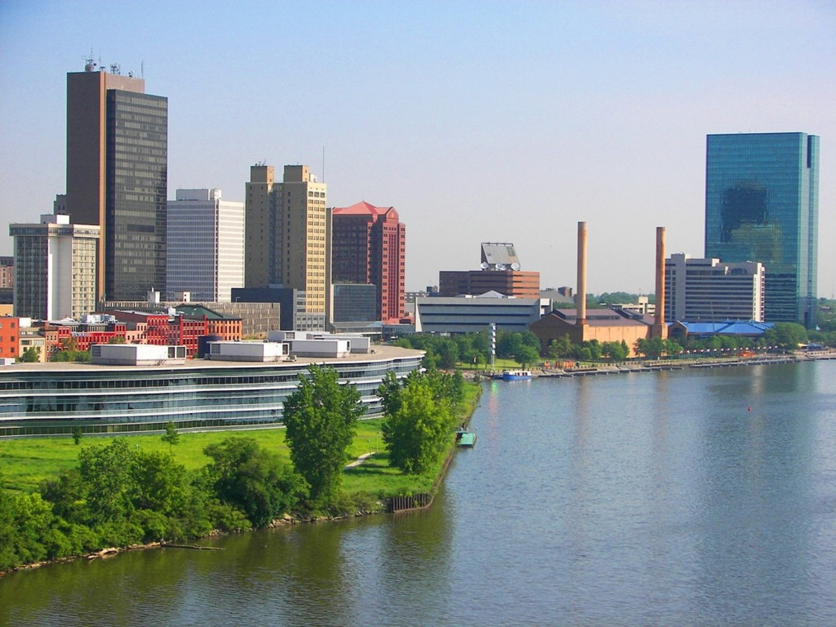 Toledo, Ohio has some of the lowest rental rates in the United States.