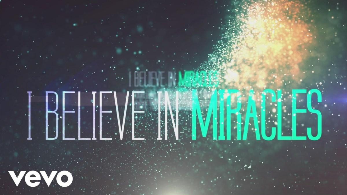 Miraculous...
