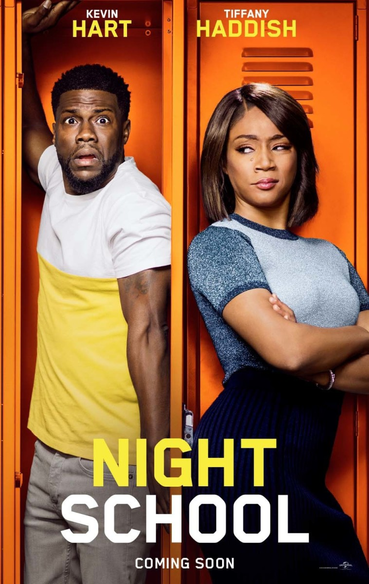 'Night School' Movie Review