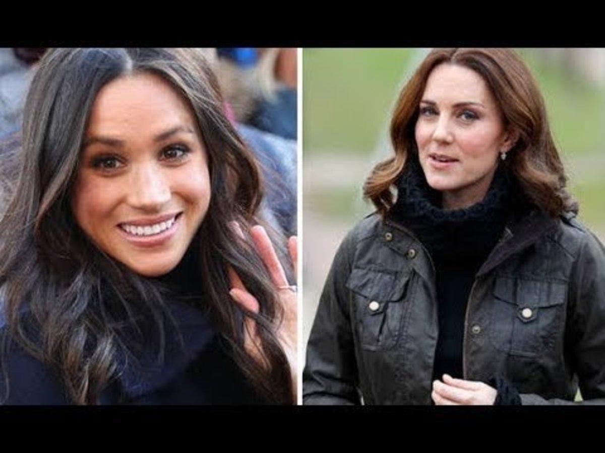 Comparison of Meghan Markle, Duchess of Sussex and Kate Middleton, Duchess of Cambridge
