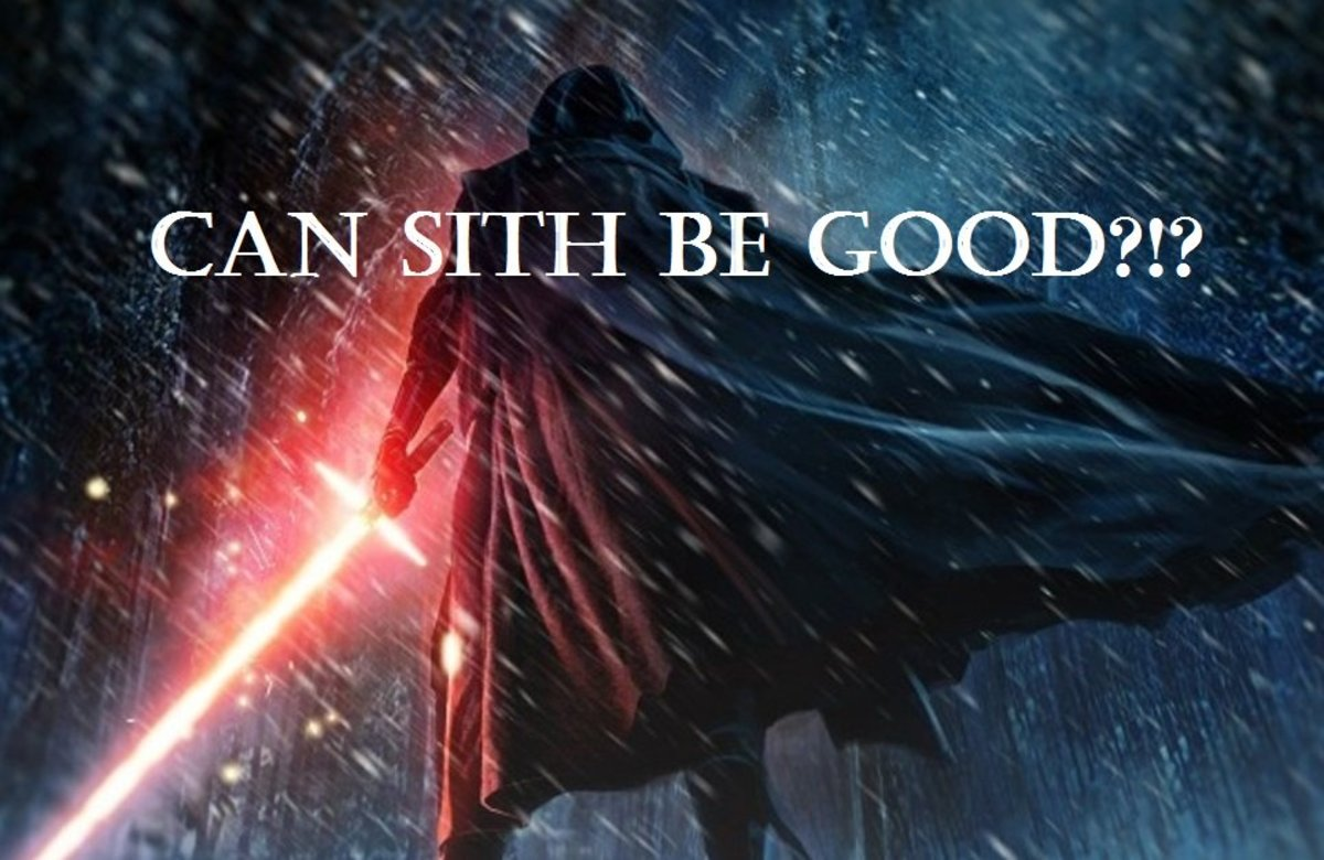Top 10 Surprisingly Good Sith in Star Wars