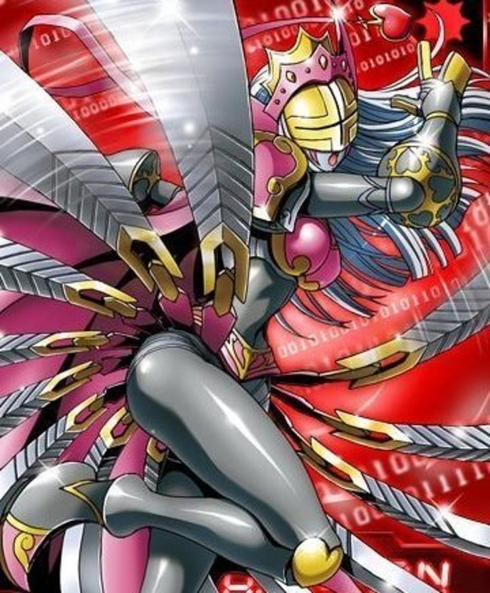 Top 10 Prettiest Female Digimon