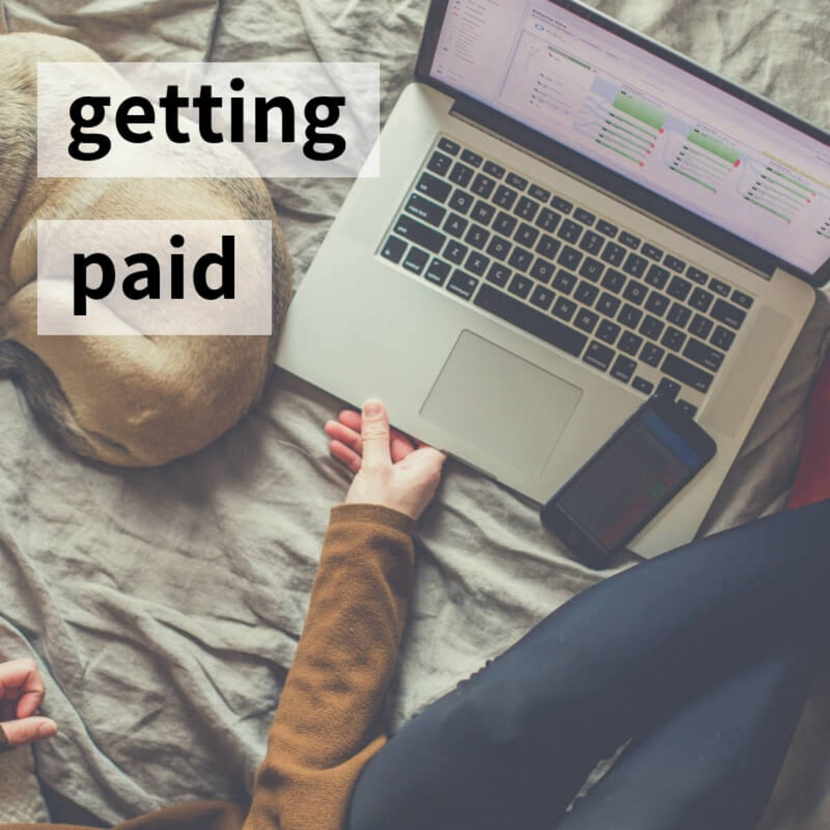 Can you imagine blogging and not having a PayPal set up?
