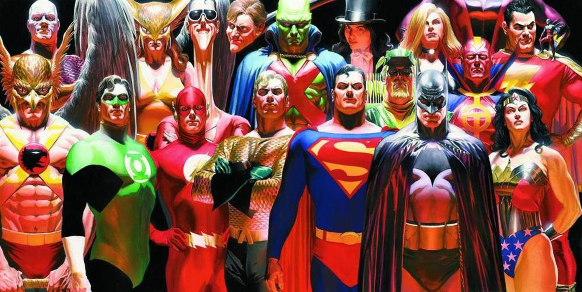 Ten DC Superheroes That Desperately Need Representation in the DCEU