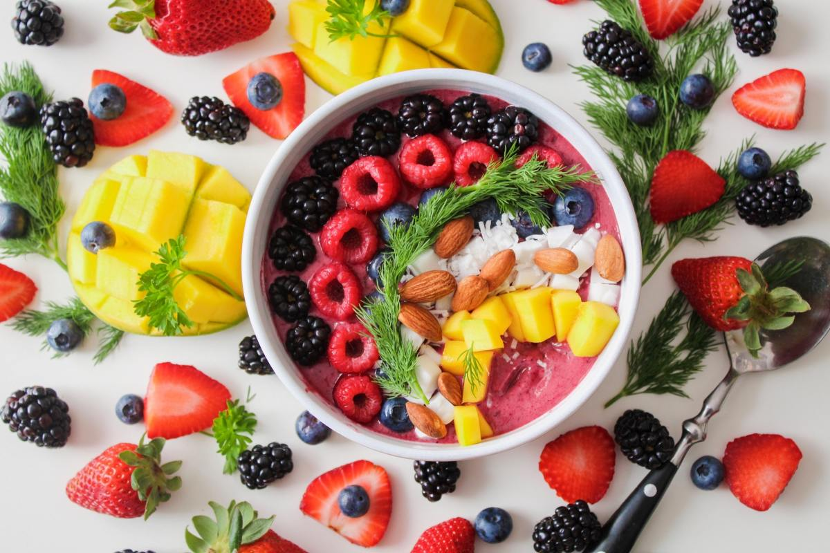 Fruits and veggies unsurprisingly dominate the list of most nutritious foods.