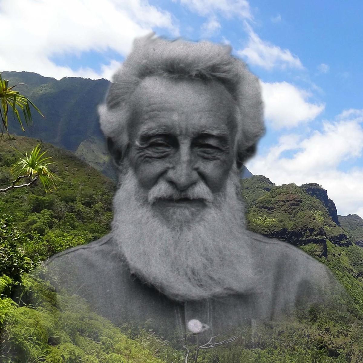 Br. Joseph Dutton of Molokai