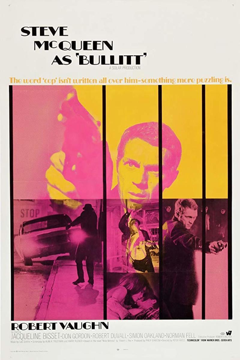 A Cop That Doesn't Bite: 'Bullitt' Review