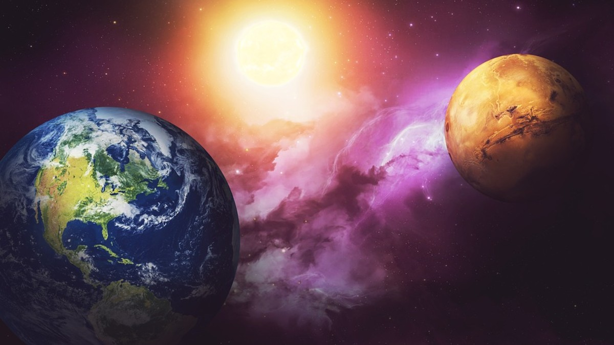 Colonising Mars: Elon Musk's Dream
