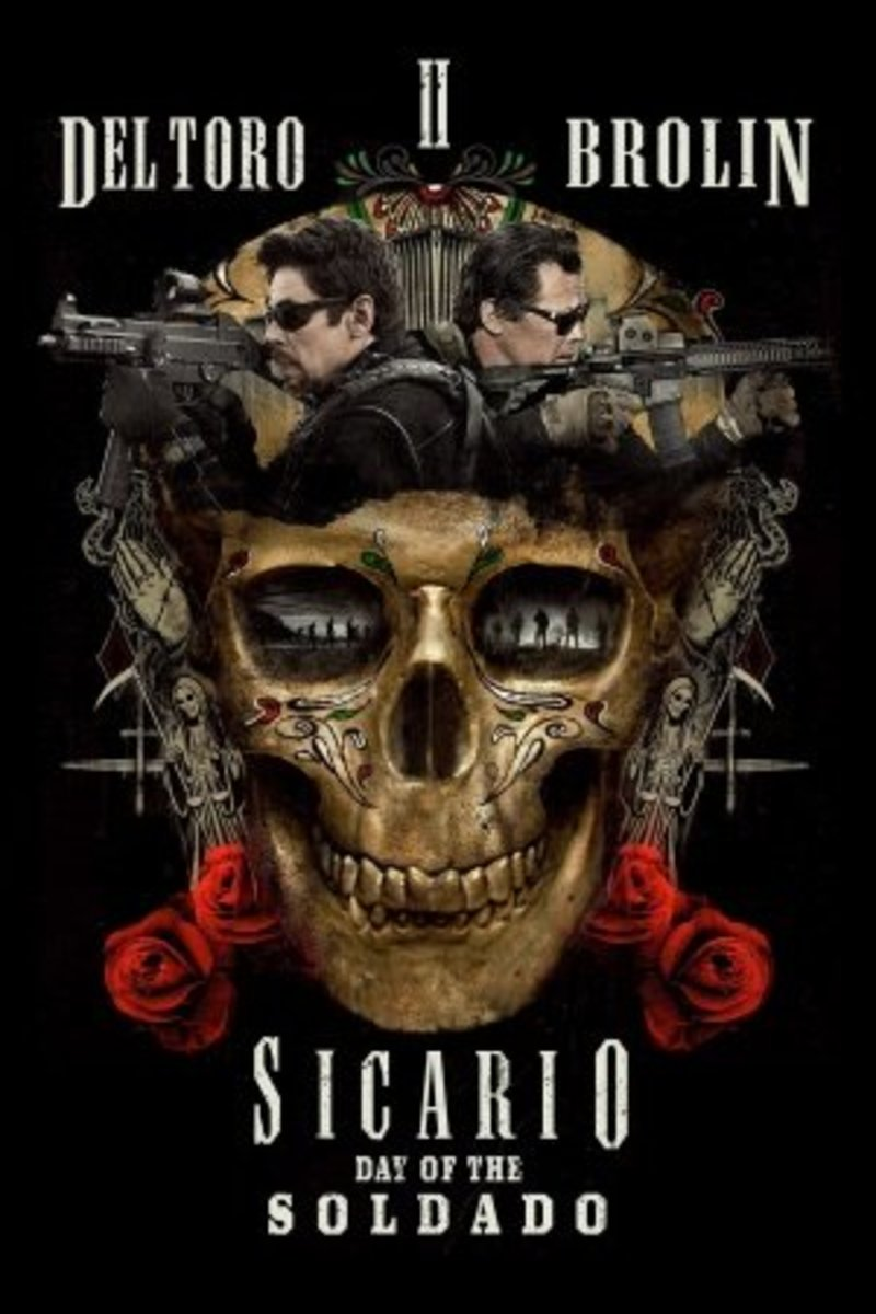 Catching Up: Sicario: Day of the Soldado (2018)