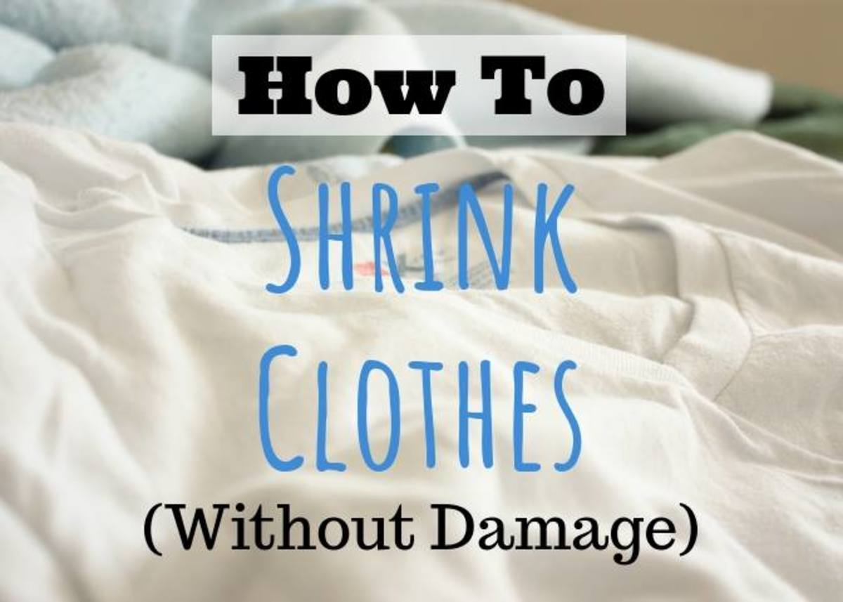 How to Shrink Clothes (Without Damaging Them)