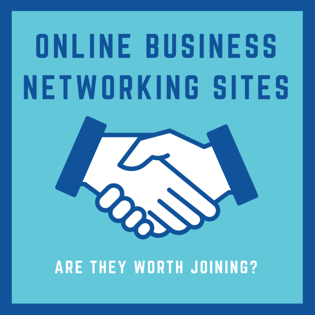 Weigh your options and find out if online business networking sites are right for you.