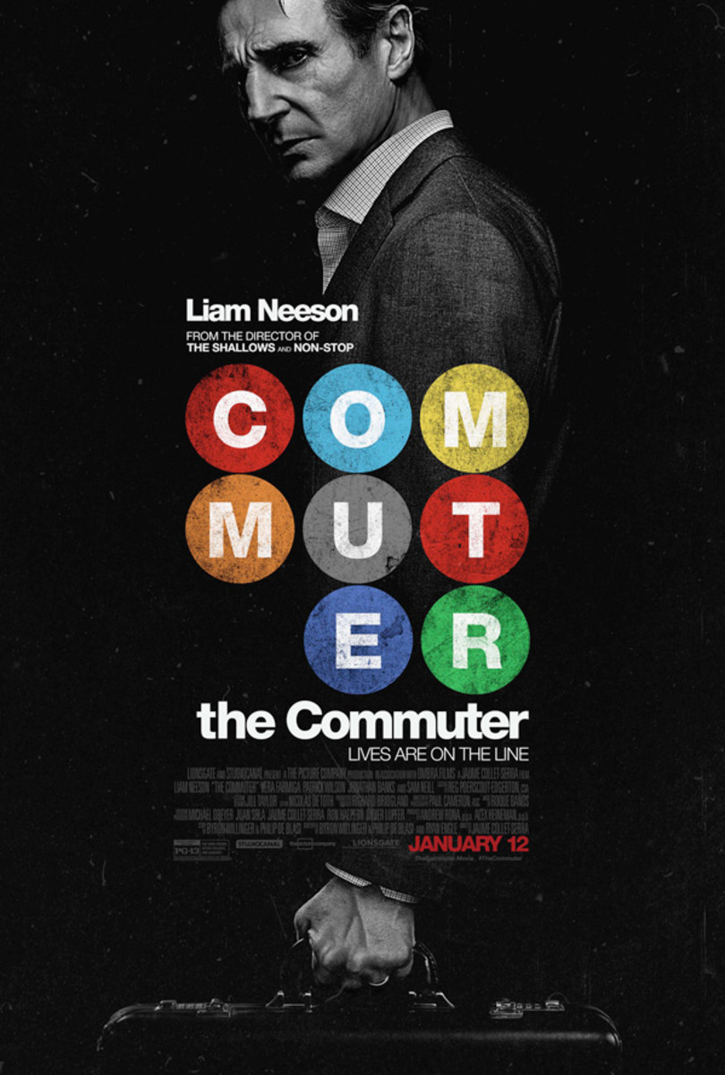 Should I Watch..? 'The Commuter'