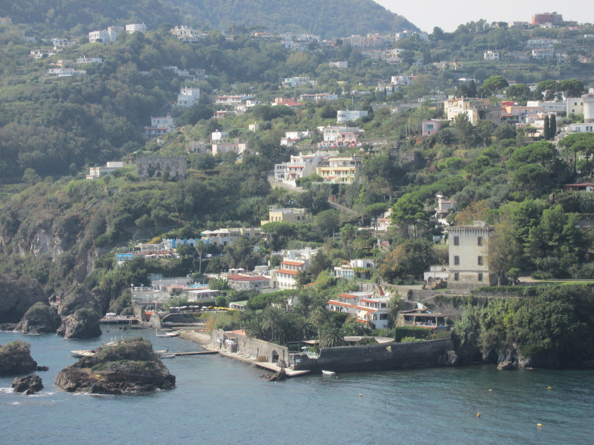 Bucket List Destination - Italian Island of Ischia