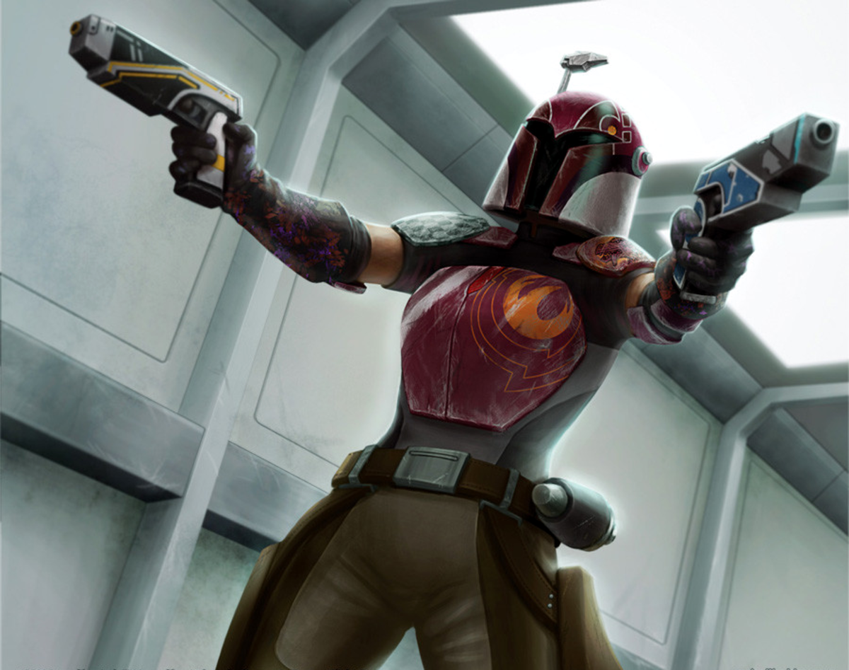 Top 10 Bounty Hunters In Star Wars Reelrundown Entertainment