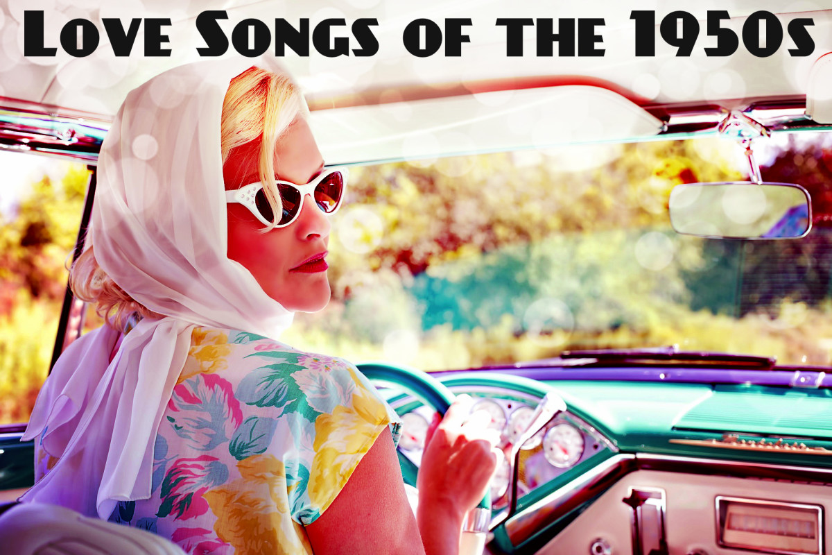 74 Love Songs from the 1950s
