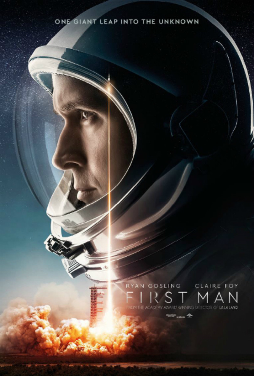 Movie Review: First Man (2018)