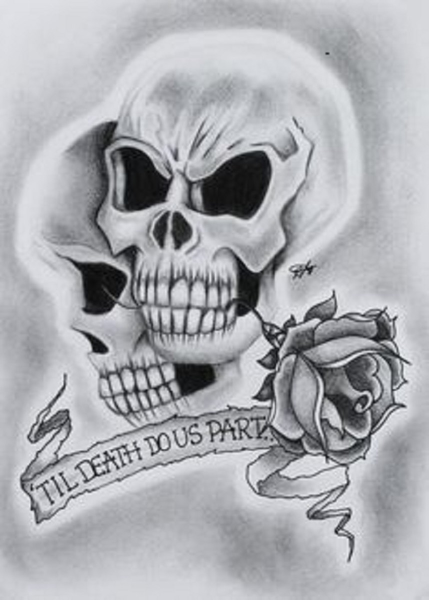 Till Death Do Us Part; A Story of Mystery and Intrigue Part 8
