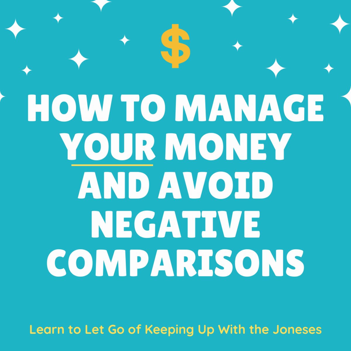 Get advice on how to read personal finance blogs without feeling bad about your own budget.