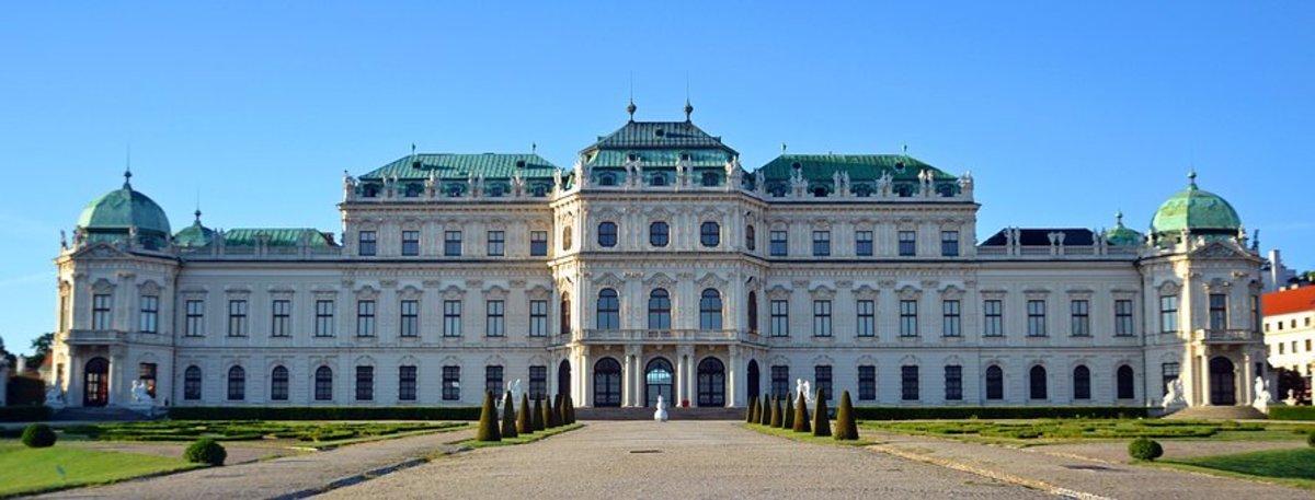 Baroque Architecture - 'Belvedere'