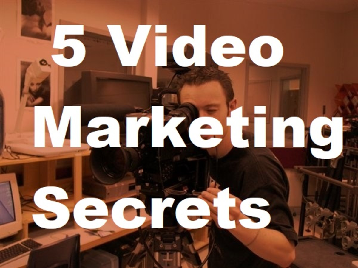 Successful YouTube Video Marketing: 5 Ways to Build Your Brand, Drive Traffic, and Boost Sales
