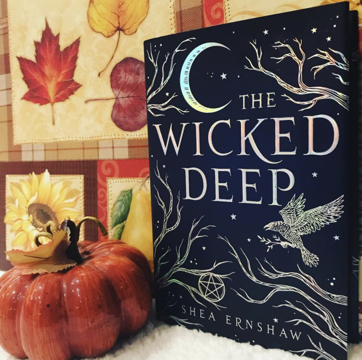 """""""The Wicked Deep"""" Book Review"""