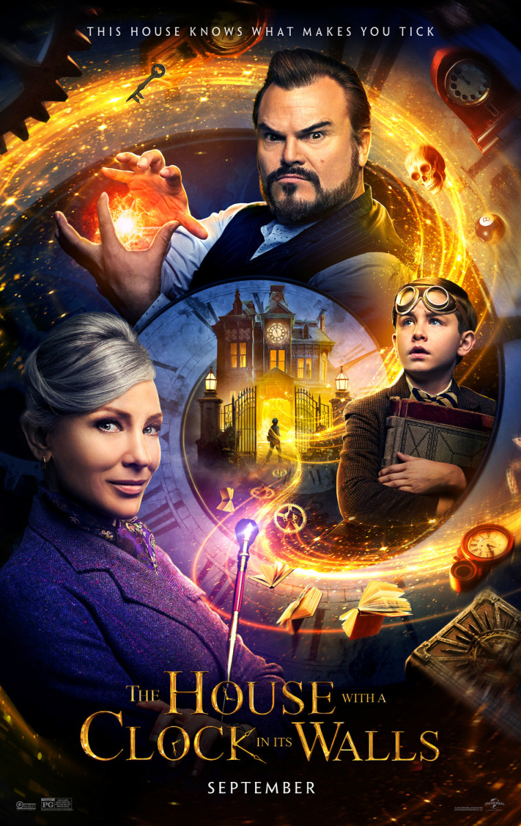 "Movie Revie: ""The House with a Clock in its Walls"""