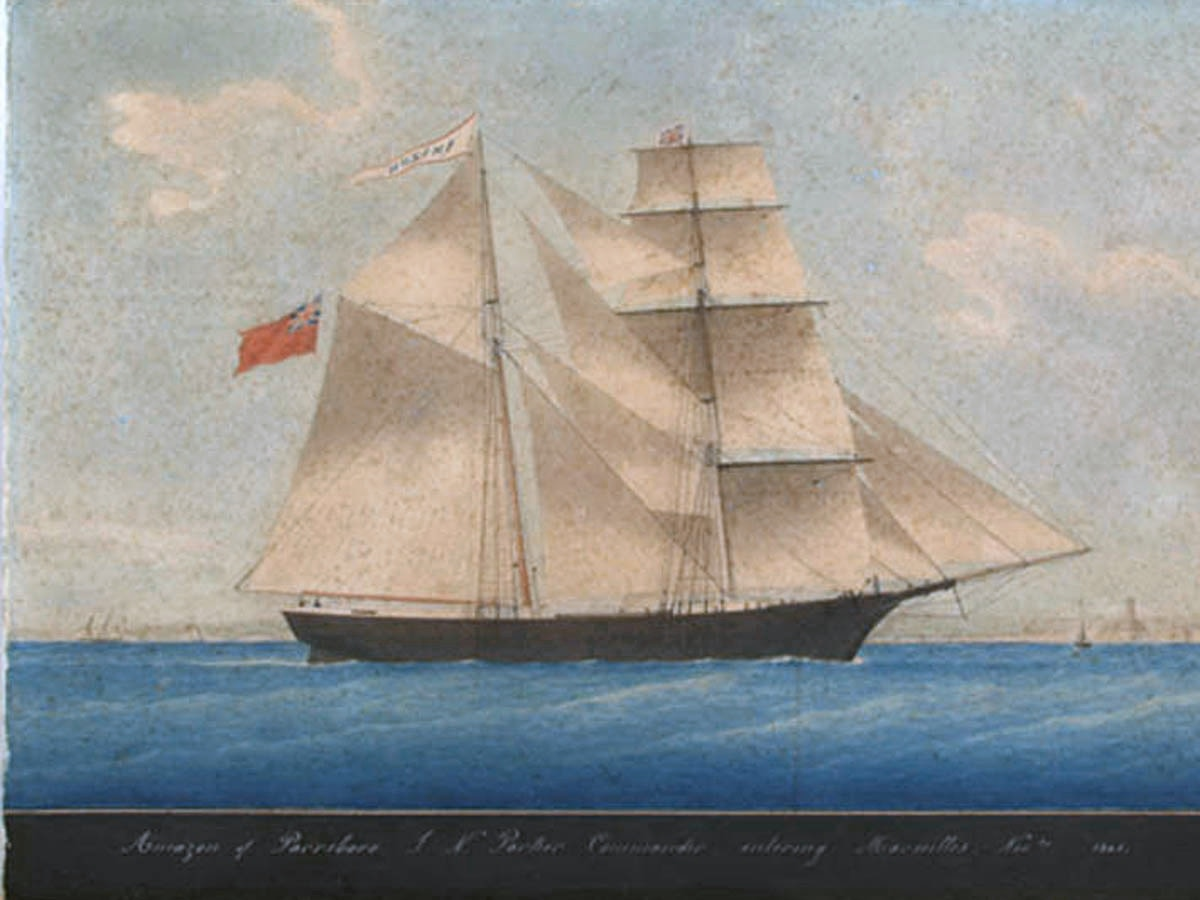 What Became of the Mary Celeste 'Ghost Ship'