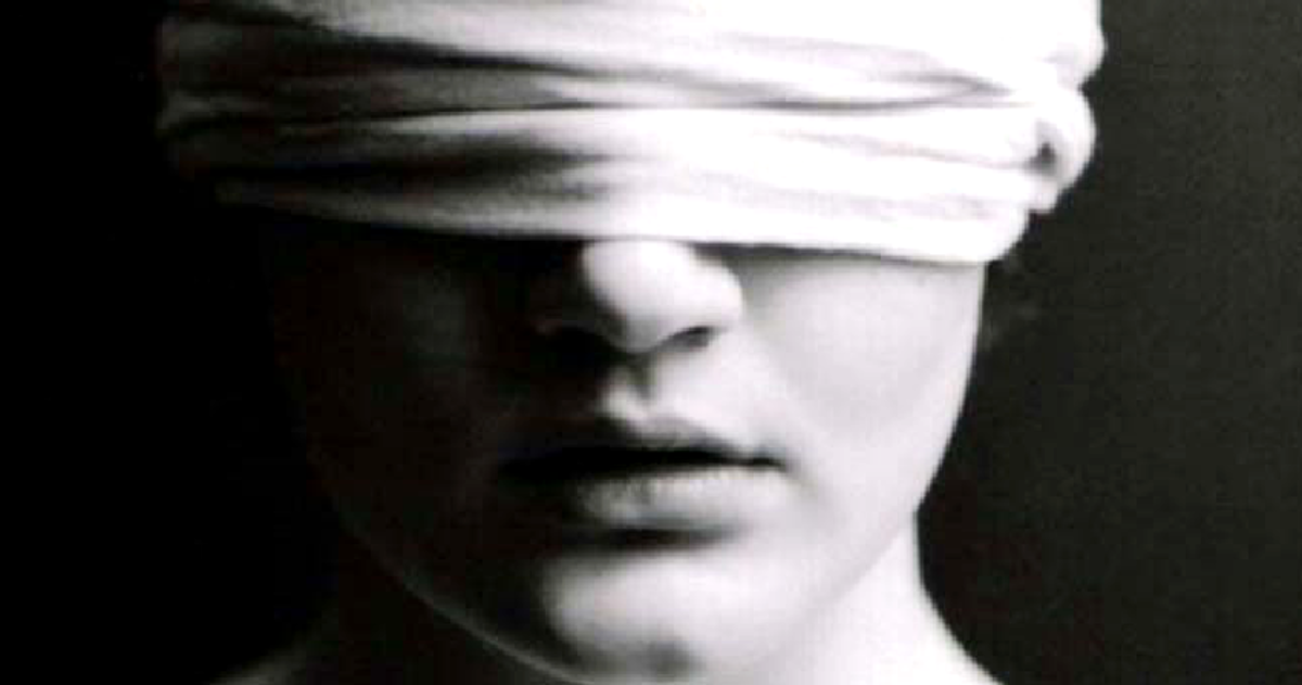 Blind: Analogy of Being Wasted
