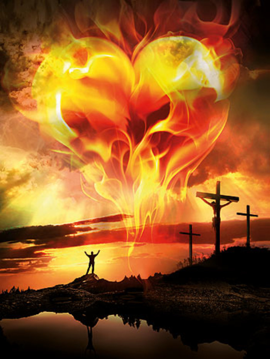 """""""the glory of the LORD looked like a consuming fire on top of the mountain."""" - Exodus 24:17"""