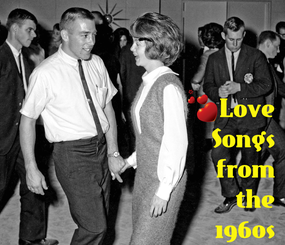 115 Love Songs From the 1960s