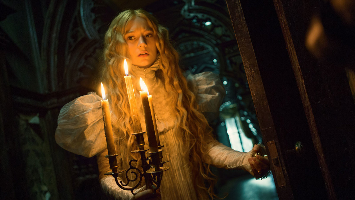 Random Review: Crimson Peak