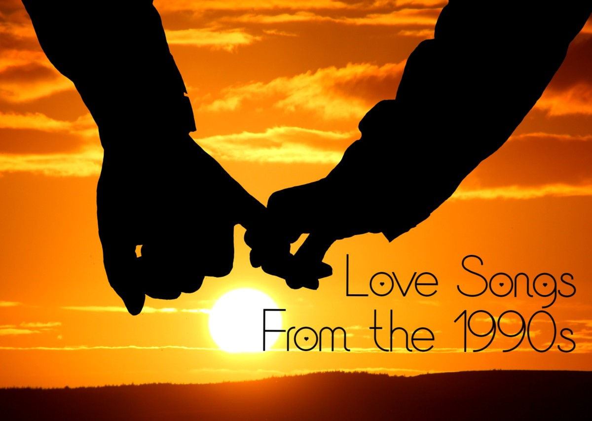 130 Love Songs From the 1990s