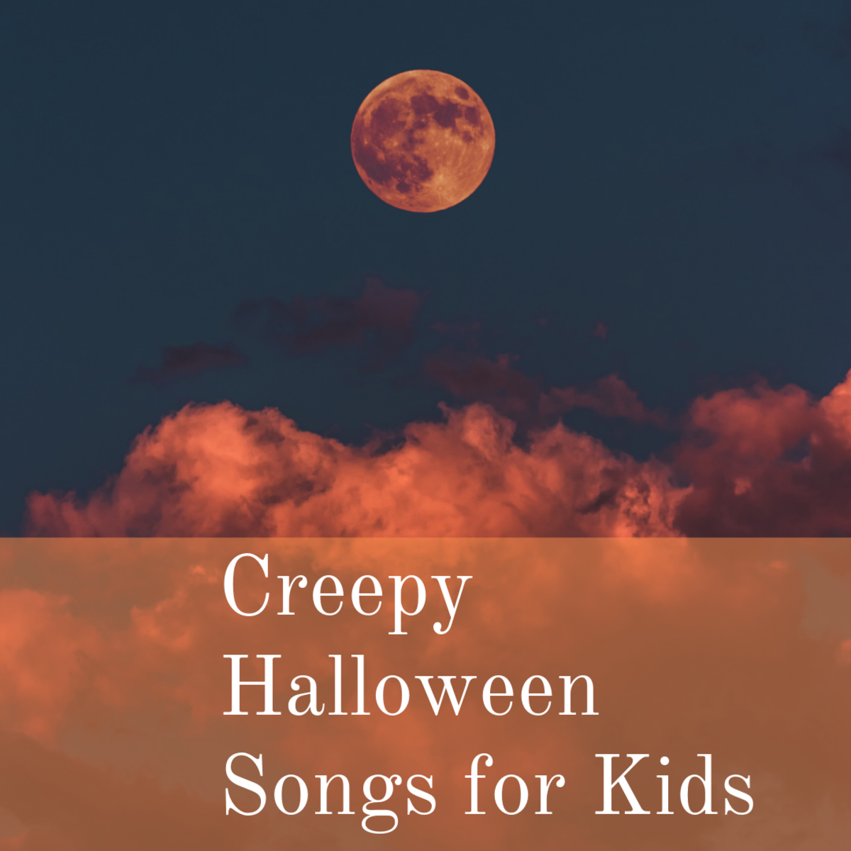 These creepy songs are great for kids!