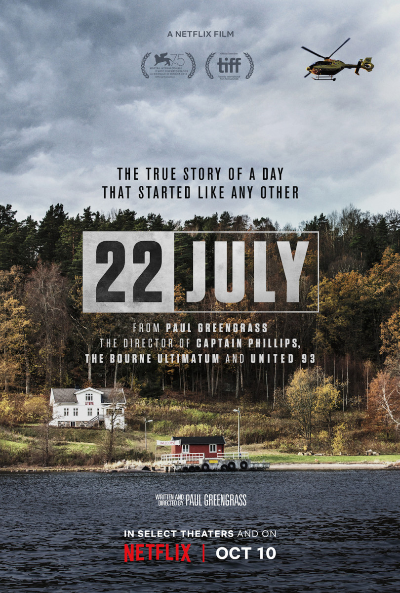 '22 July' Movie Review