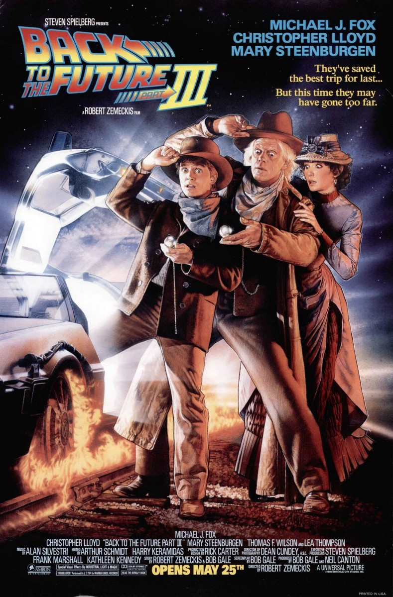 Should I Watch..? 'Back to the Future Part III'