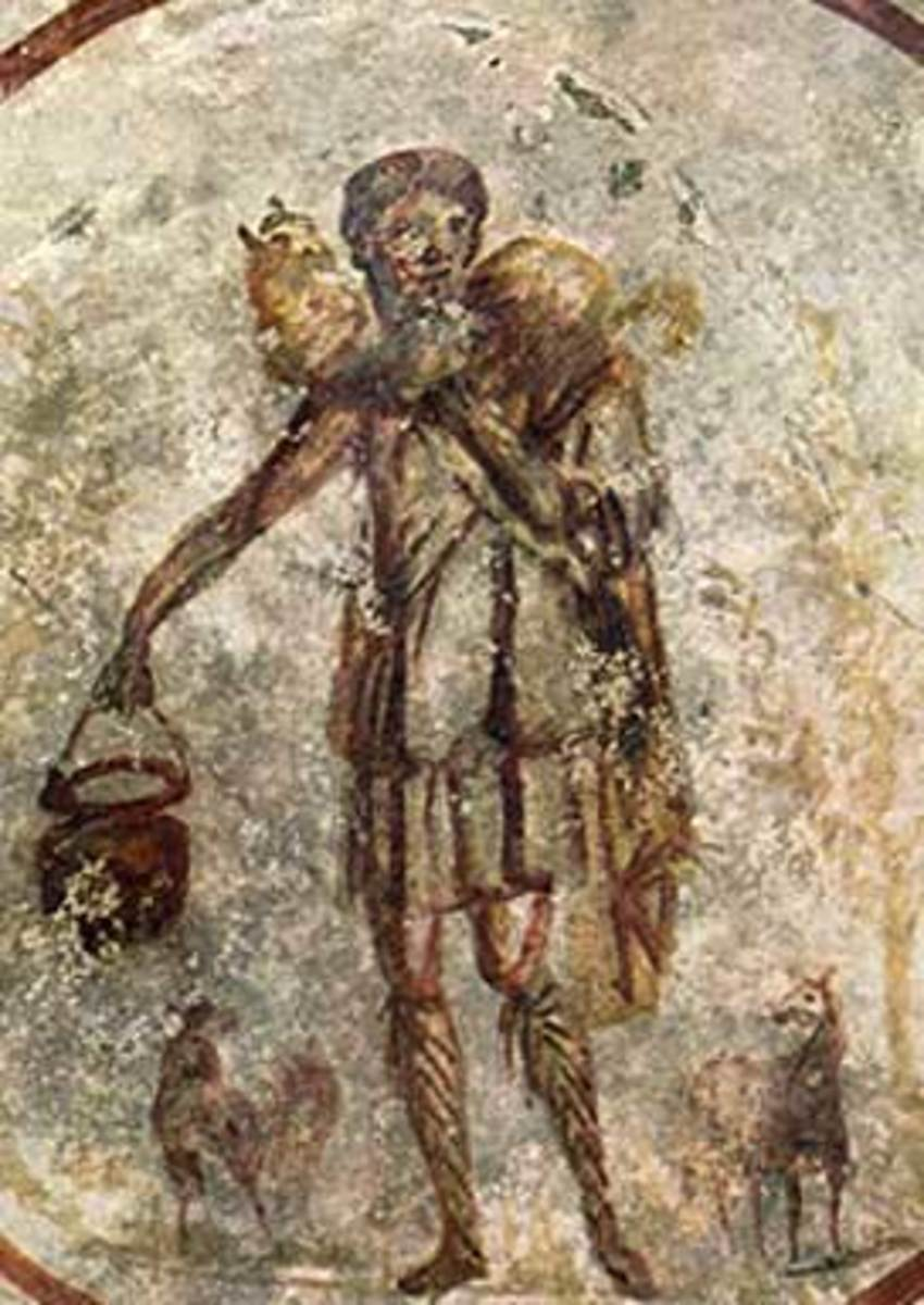 The Development of Early Christian Art